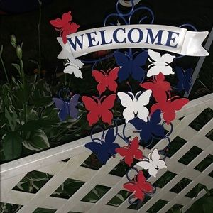 🏡Welcome sign☘️